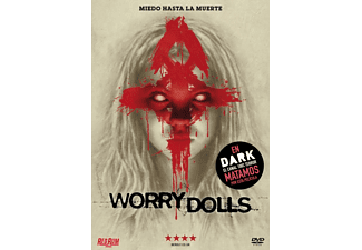 KARMA FILMS KARMA FILMS Worry dolls - DVD