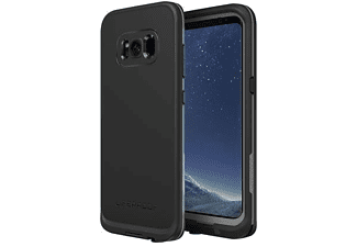 Funda - Lifeproof WATERPROOF, negra, para Samsung S8+