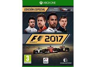 XBox One F1 2017 Special Edition