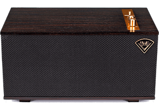 Altavoz inalámbrico - Klipsch THE THREE EBONY, 60W, Wi-Fi, Bluetooth, precio de phono, USB