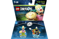 Lego Dimensions Fun Pack The Simpsons Krusty
