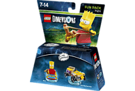 Lego Dimensions Fun Pack The Simpsons Bart