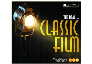 VARIOUS - The Real...Classic Film - (CD)