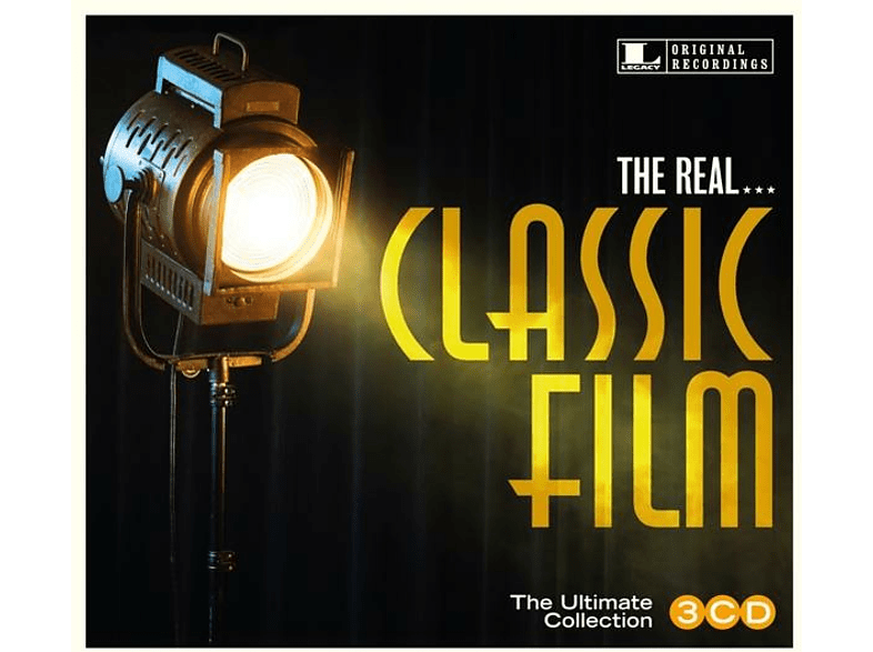 VARIOUS - The Real...Classic Film [CD]