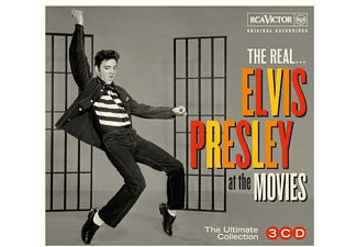 Elvis Presley - The Real...Elvis Presley At the Movies - (CD)