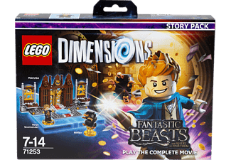 LEGO DIMENSIONS Lego Dimensions Story Pack Fantastic Beasts Smarttoys