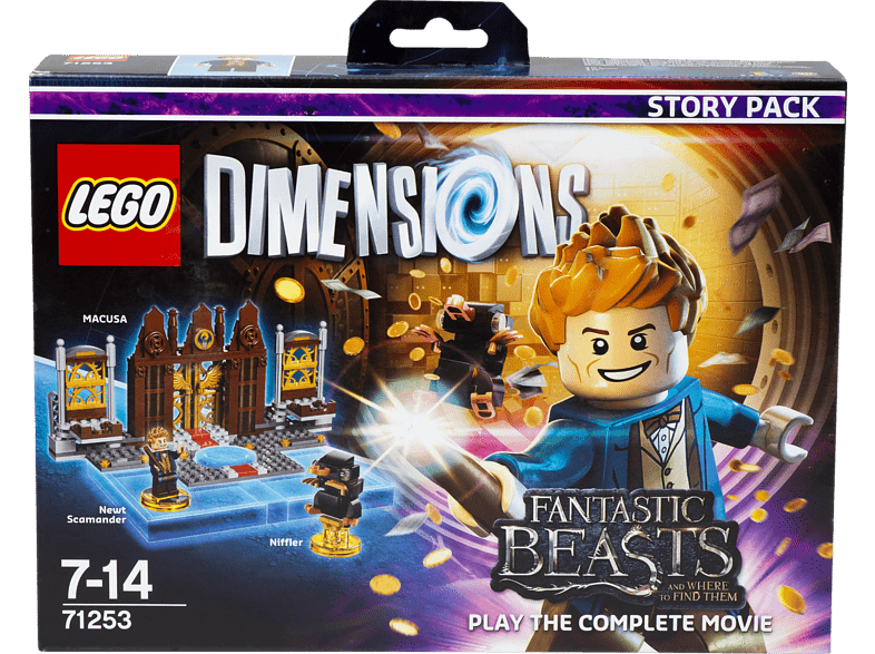Lego Dimensions Story Pack Fantastic Beasts