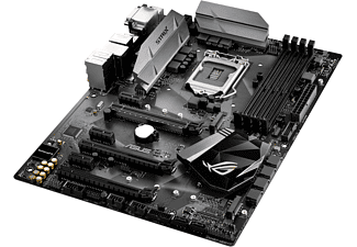 Placa base - Asus Strix Z270-K Gaming, LGA 1151, Intel HD Graphics, DDR4