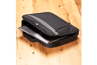CASE-LOGIC Channel Notebooktasche, Aktentasche, 17.3 Zoll, Schwarz