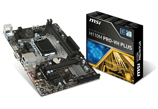 Placa Base - MSI H110M PRO-VH PLUS