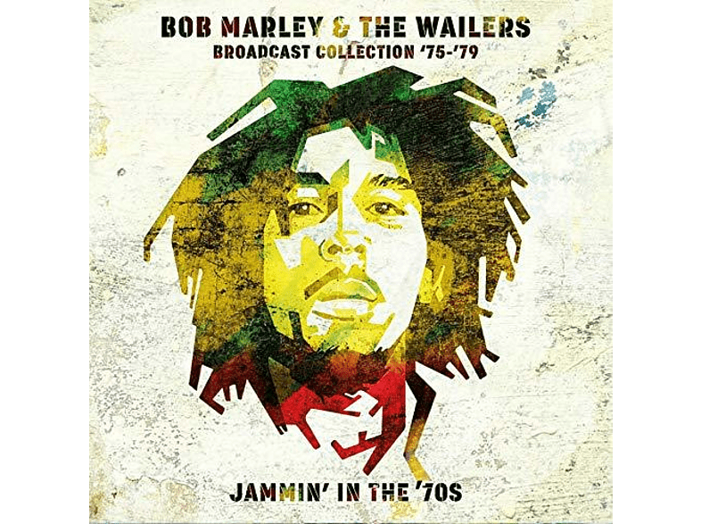 Bob Marley & The Wailers - 70' Broadcast Collection '75-'79 [CD]