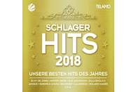 VARIOUS - Schlager Hits 2018 [CD + DVD Video]