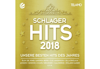 VARIOUS - Schlager Hits 2018 - (CD + DVD Video)