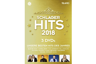 VARIOUS - Schlager Hits 2018 [DVD]