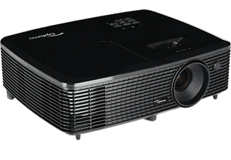 Proyector - Optoma HD27B, FullHD 1080p, 3D, Modo Gaming, MHL, Negro