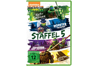 Tales of the Teenage Mutant Ninja Turtles: Staffel 5- Boxset [DVD]