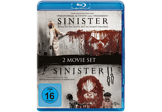 SINISTER 1&2 - (Blu-ray)