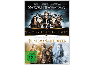 SNOW WHITE & THE HUNTSMAN/THE HUNTSMAN - (DVD)