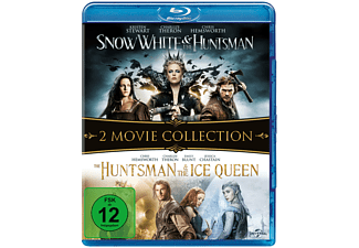 Snow White & the Huntsman / The Huntsman & The Ice Queen Kinder/Jugend Blu-ray
