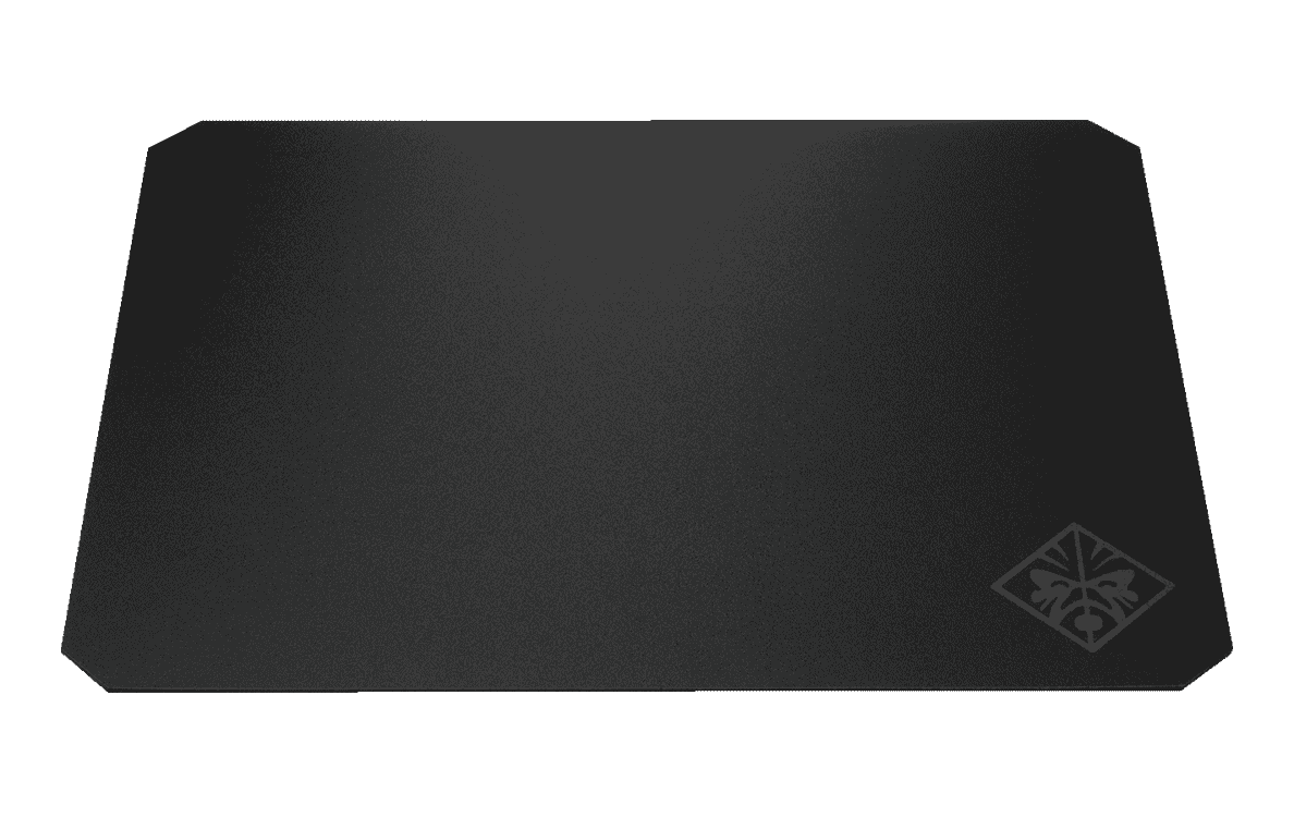 HP OMEN Hard Gaming Mauspad Schwarz