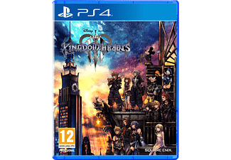 Kingdom Hearts III FR/NL PS4