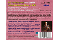 Dawid Fjodorowitsch Oistrach, Members Of Vienna Philharmonic, Royal Philharmonic, Moscow Chamber Orchestra - Violin Concertos [CD]