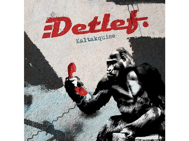 Detlef - Kaltaquise [Maxi Single CD]