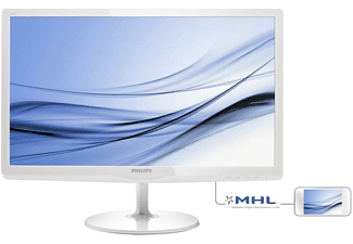 Monitor - Philips 247E6EDAW, Full HD, IPS, 23.6 pulgadas