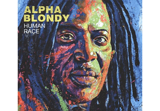 Alpha Blondy - Human Race - (Vinyl)