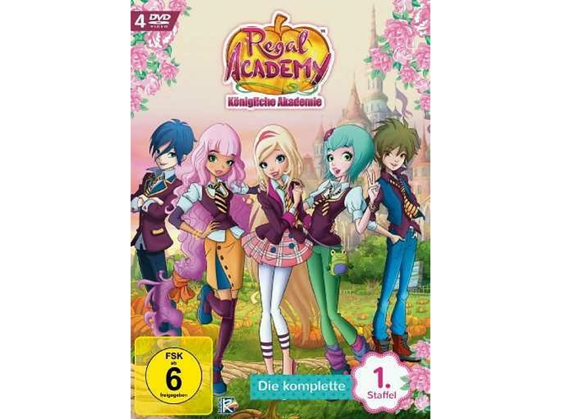 Regal Academy - Staffel 1 [DVD]