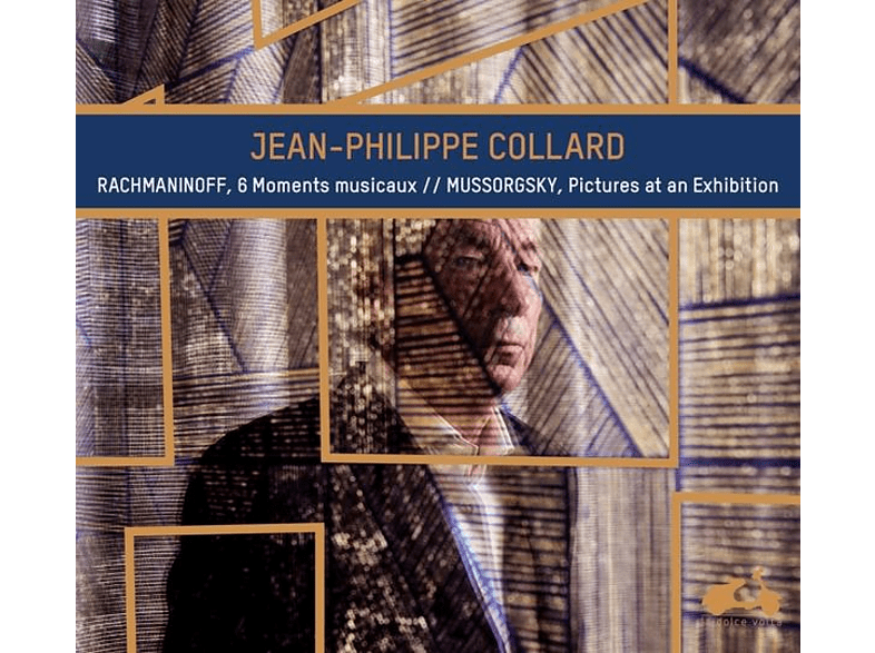 Jean-philippe Collard - Pictures From An Exhibition [CD]