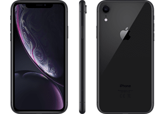 APPLE iPhone XR - 64 GB - Svart