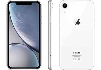 APPLE iPhone XR - 64 GB - White