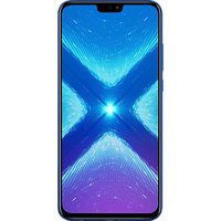 HONOR 8X 64 GB Blau Dual SIM