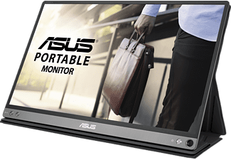 ASUS ZenScreen Go MP16AP 15.6 Zoll Full-HD tragbarer Monitor (5 Reaktionszeit, 60Hz)