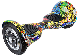 Hoverboard - Woxter Smart Gyro XL2 Street, bluetooth, altavoces estéreo, luces LEDs