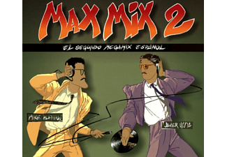 BLANCO Y NEGRO MUSIC S.A. Max Mix 2 Expanded y Remastered Edition - CD