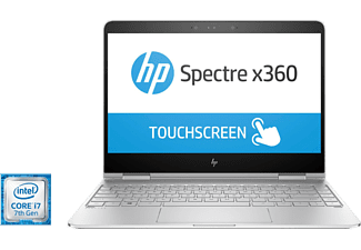 "Portátil - HP Spectre x360 13-ac000ns 13.3"" Full HD i7-7500U 8 GB RAM Memoria interna de 256 GB SSD"