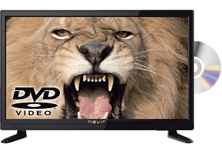 "TV LED 20"" - Nevir NVR-7412-20HD-DVD-N, HD Ready, TDT, USB, Lector DVD"