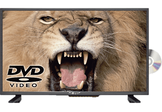 "NEVIR TV LED 32"" - NVR-7412-32 HD-DVD-N, HDMI, USB, Negro"