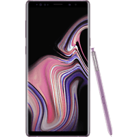 SAMSUNG Galaxy Note9 128 GB Lavender Purple Dual SIM