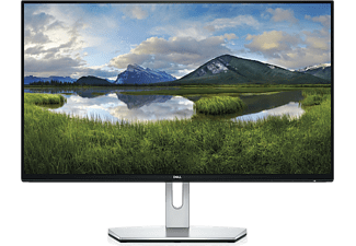 DELL Monitor - Dell Infinity Edge S2419H, Full HD, IPS, 5 ms, HDMI, Negro y plata