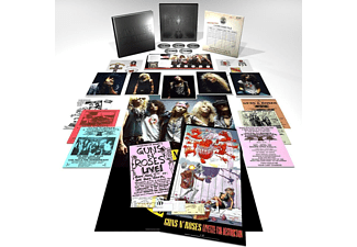 Guns N' Roses - Appetite for Destruction (Edición Super Deluxe) - 4 CDs + Blu-ray