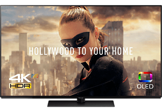 "TV OLED 65"" - Panasonic TX-65FZ800E, Ultra HD 4K HDR Pro, Multi-HDR, Panel THX"