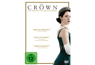 The Crown-Die komplette zweite Season-4 Discs - (DVD)