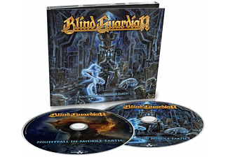 Blind Guardian - Nightfall In Middle Earth (Remixed & Remastered) - (CD)