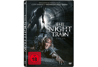The Night Train Horror DVD