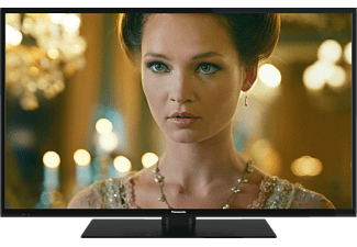 PANASONIC TX-39FW334, 98 cm (39 Zoll), Full-HD, LED TV, 200 Hz BMR, DVB-T2 HD, DVB-C, DVB-S, DVB-S2
