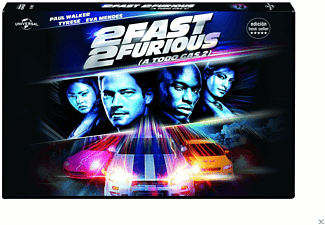 A Todo Gas 2 (Fast And Furious) - DVD Horizontal