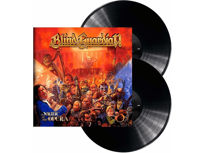 Blind Guardian - A Night At The Opera (Remixed & Remastered) [Vinyl]